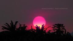 Red sunset #1