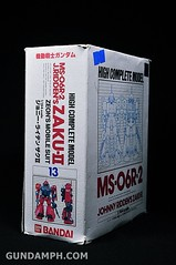 HCM MS-06R-2 Johnny Ridden's Zaku-II (144 scale) 1984 make (3)