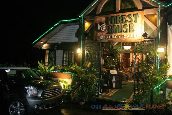 FOREST HOUSE BISTRO