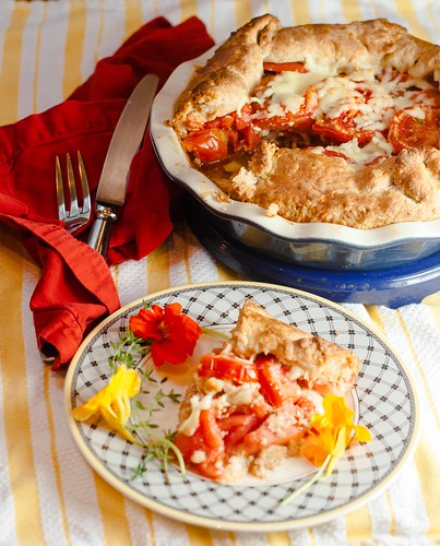 Tomato Cheddar Pie (6 of 6)