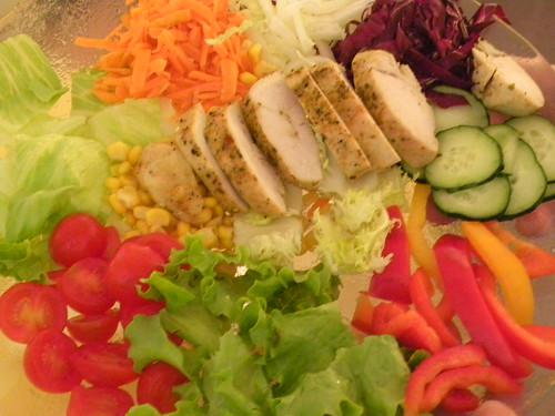 ora - bolzano - 27-09-2012 - petto di pollo con verdure