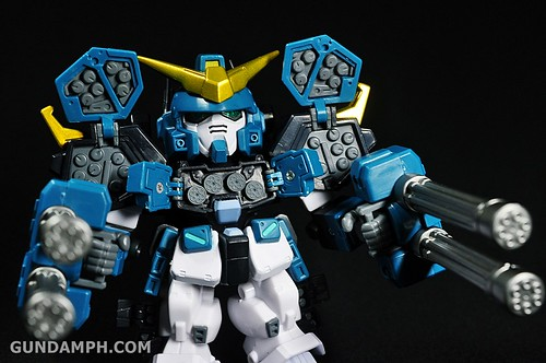 SDGO Capsule Fighter Heavy Arms Custom Toy Figure Unboxing Review (29)