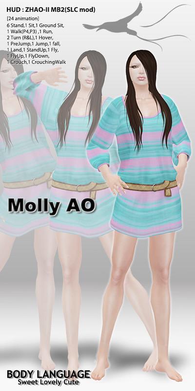 Molly AO set