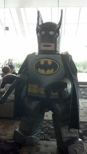 Lego Minifig Batman
