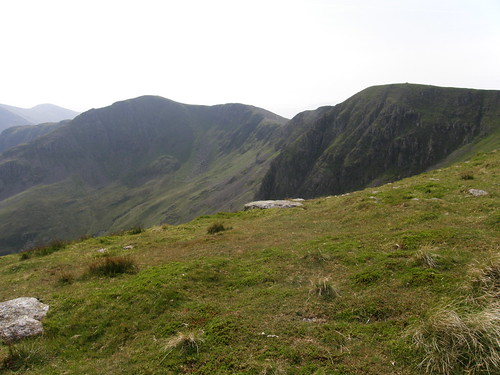 Dollywagon Pike and High Crag