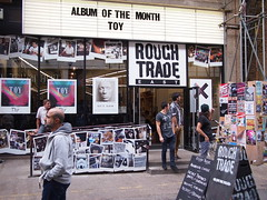 Rough Trade East, Corbet Place
