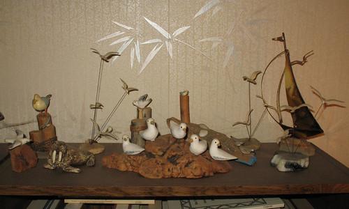 Rose's Seagulls