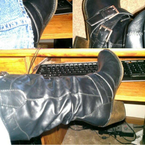 New boots
