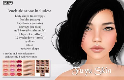 Fuyu Skin