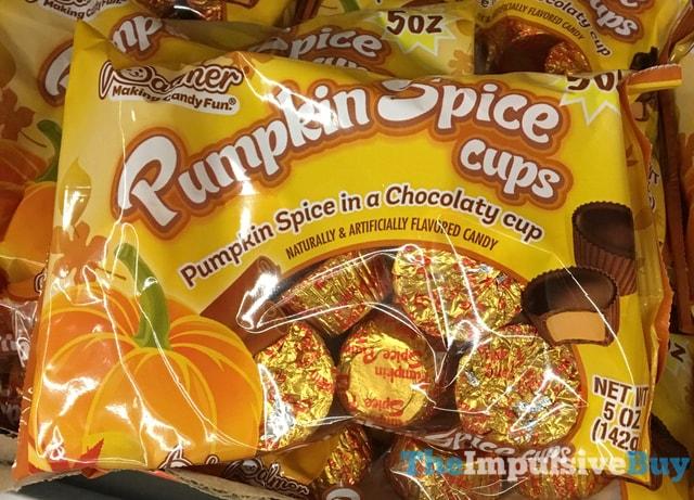 Palmer Pumpkin Spice Cups