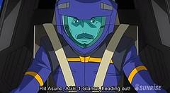 Gundam AGE 4 FX Episode 48 Flash of Despair Youtube Gundam PH (93)