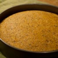 Flax Cornbread