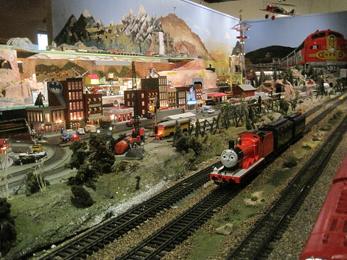 Model Train Exhibit (Union Station)
