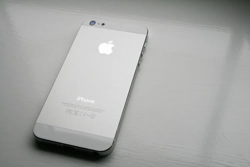iPhone 5 - Rear