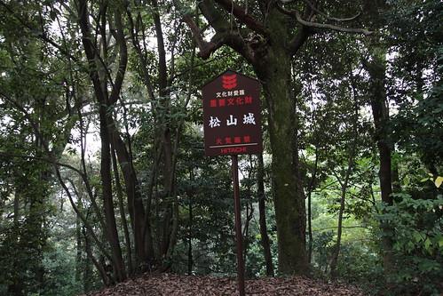 Matsuyama castle 松山城 天守閣