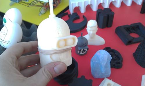3D Printed Benders