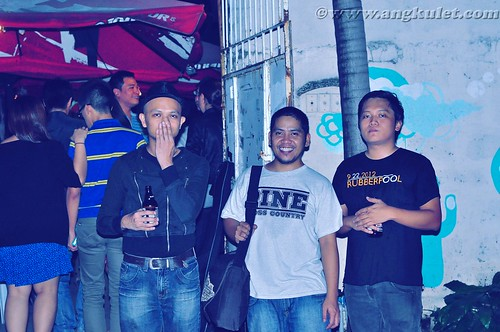 The Discoball at Saguijo Cafe