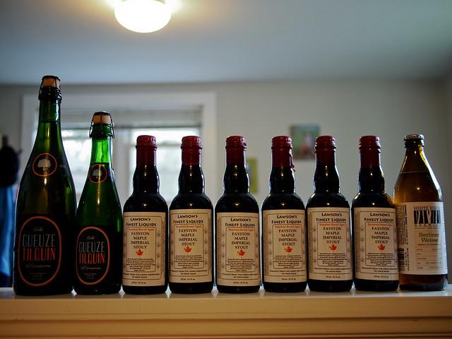 Beer Haul 10-6-12
