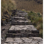 Stairway to Dead Woman's Pass