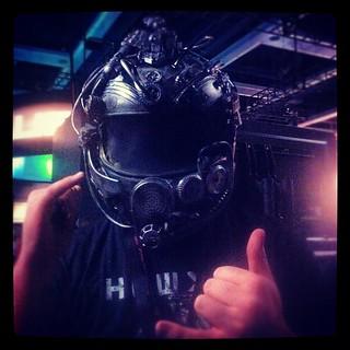 Hawken Pilot Helmet