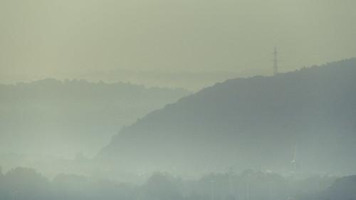 Mist Valley - La Vallée des Brumes (Liège, Belgique) - Photo : Gilderic