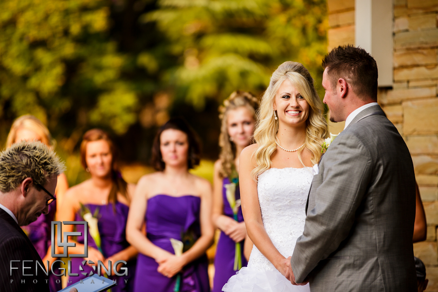 Leslie & Phil's Wedding | Villa Christina | Atlanta Wedding Photographer