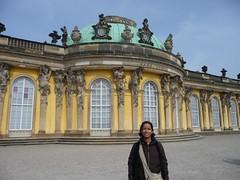 Palacio de Sanssouci
