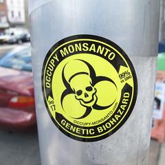 Monsanto GMO Biohazard