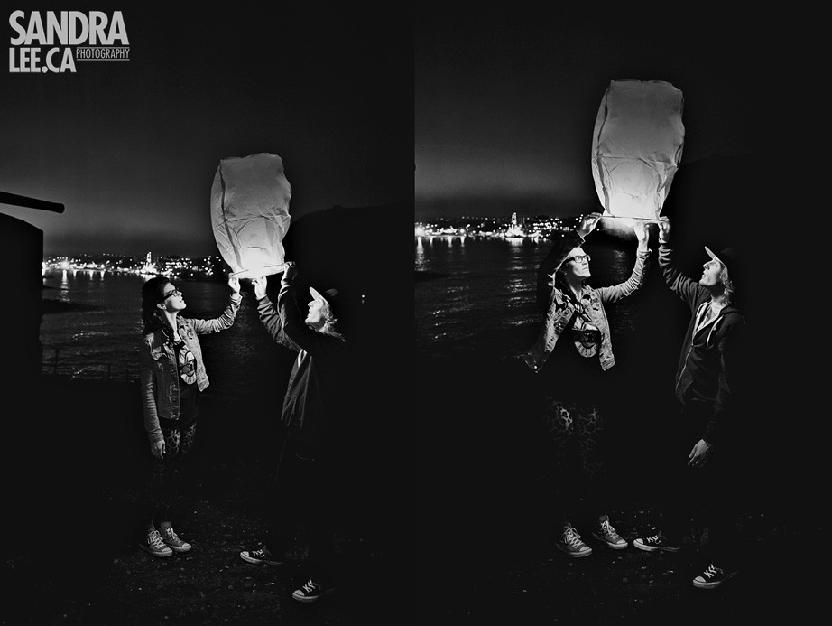 AJ + Deanne & The Chinese Lantern