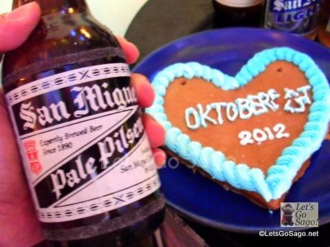 San Miguel Beer & Oktoberfest