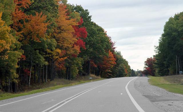 Michigan Autumn Colors - 2012