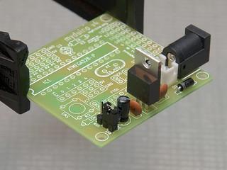 S2Duino (4-9) Voltage Regulator & Power Select Jumper