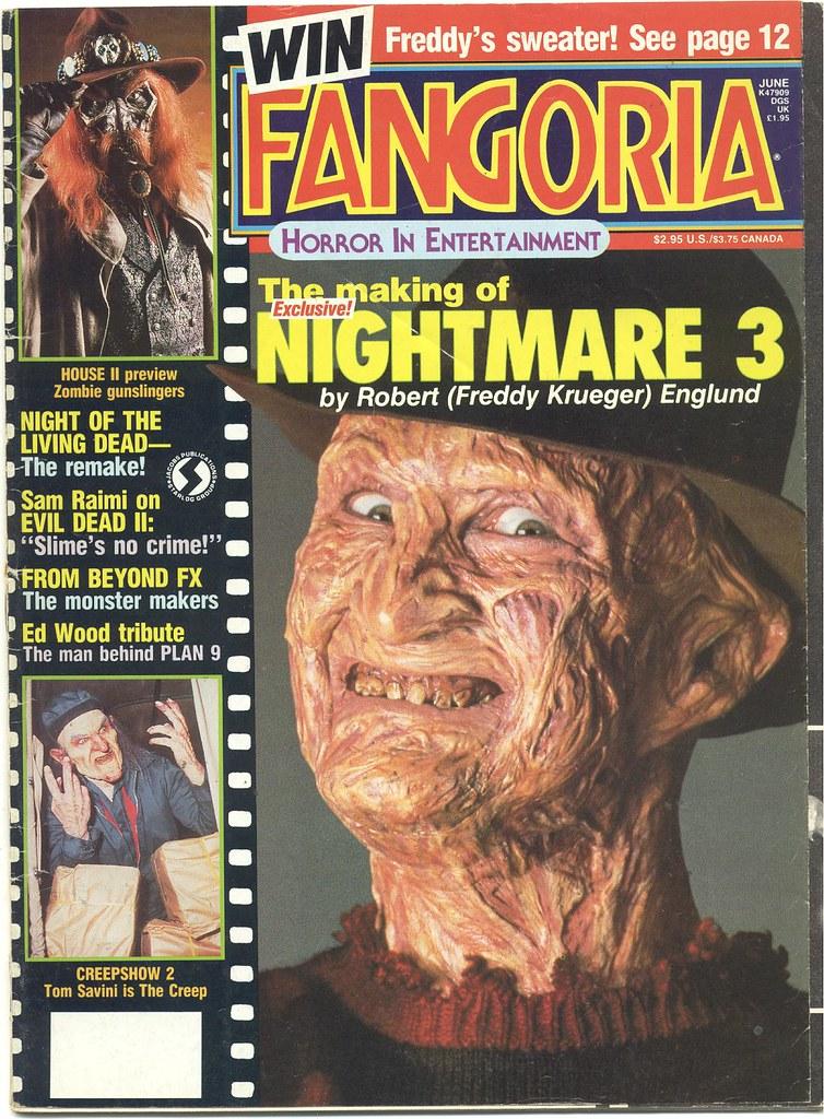 Fangoria #64