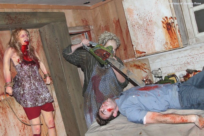 The Texas Chainsaw Massacre: The Saw is the Law