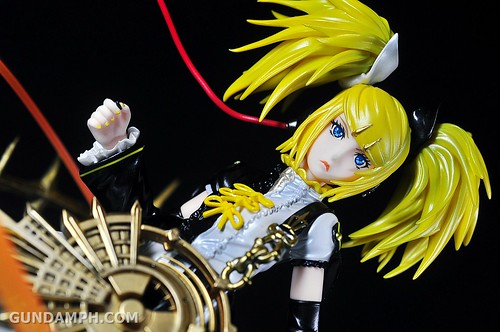 Max Factory Kagamine Rin (Nuclear Fusion Ver.) Unboxing & Review (64)