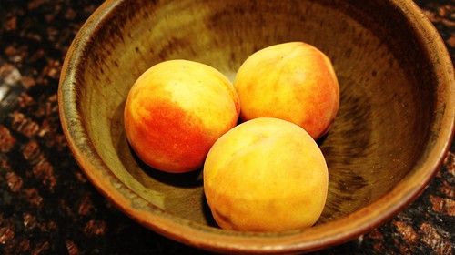 New Jersey Peaches 2012
