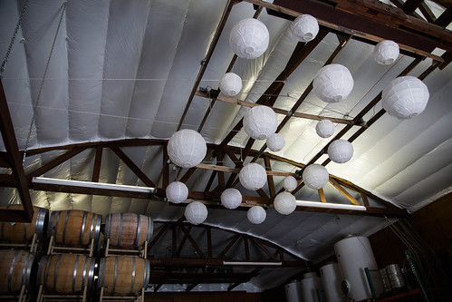 winery lanterns