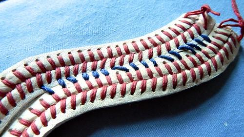 Baseball Bracelet 21