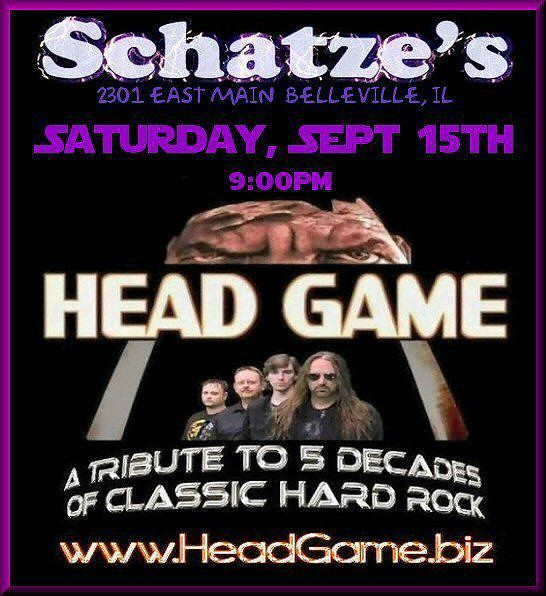 Head Game 9-15-12