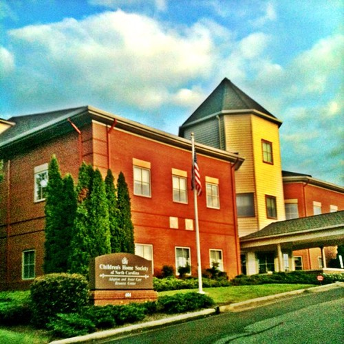Children's Home Society of North Carolina by Greensboro NC