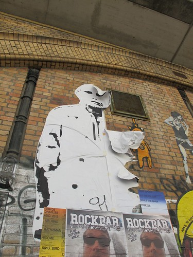 Berlin revisited, Summer 2012 by st8ment_streetart
