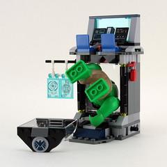 45. Hulk Locked...