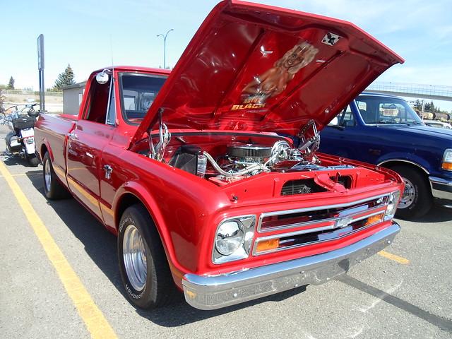 Chevrolet C-series pickup truck