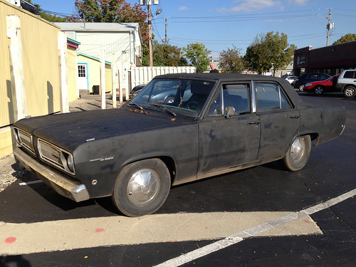 1968 Plymouth Valiant Two Hundred