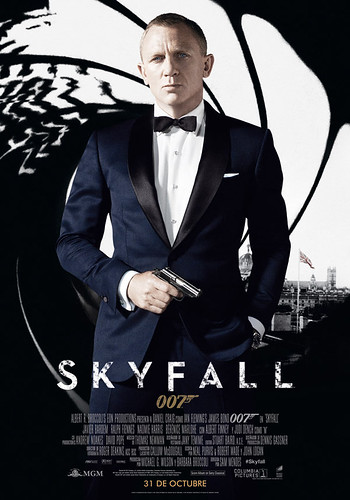 Promociones de Skyfall