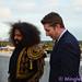 Reggie Watts & Scott Aukerman - DSC_0041