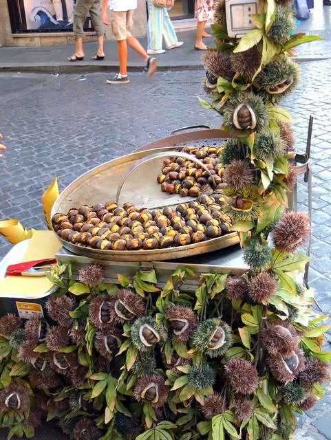 marroni or chestnuts