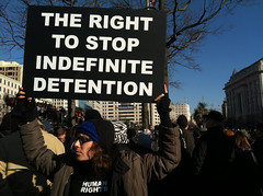 THE RIGHT TO STOP INDEFINITE DETENTION