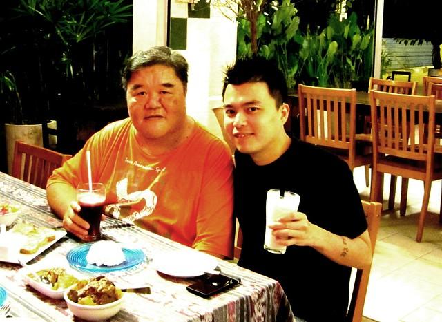 Huai Bin & I