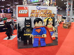 LEGO Booth 3D Mural